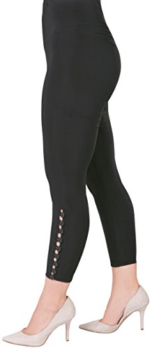 Sympli Womens Diva Leggings Size 6 Black by Sympli