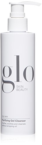 (Glo Skin Beauty Purifying Gel Cleanser | Face Wash for Oily Skin | Deeply Cleanse Pores for Soft and Hydrated Skin)