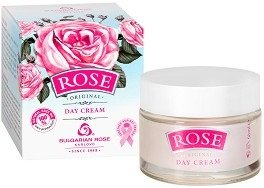 (Daily Cream ROSE-With Natural Rose Oil, 50ml)