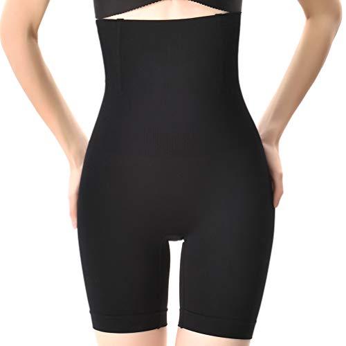 Reachtop Tummy Control Shapewear for Women Hi-Waist Body Shaper Butt Lifter Shorts Seamless Thigh Slimmer Cincher Panties