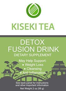 Kiseki Detox Tea for Weight Loss and Belly Fat - Organic Detox Tea 7 Day Supply - 9 All Natural Ingredients That Support Healthy Weight Loss, Body Cleansing, Clear Skin, Bloating and Digestive System (The Best Detox Tea To Lose Weight)