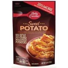 Betty Crocker Homestyle Sweet Potato Mashed Potatoes, 5.6 Ounce -- 7 per case. by Betty Crocker