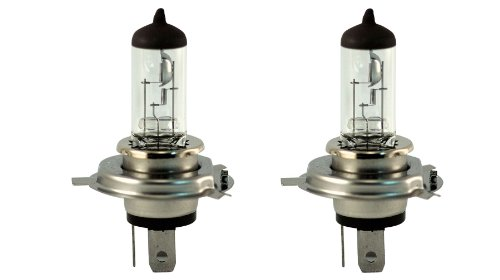 EiKO 9003/H4PVP2  9003/H4 Power Vision PRO Halogen Replacement Bulb (pack of 2) (Quartz Ecko)