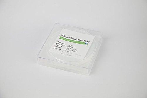 Foxx Life Sciences 364-2811-OEM EZFlow Membrane Disc Filter, Nylon, 90 mm Diameter.2 µm Pore Size (Pack of 25) by Foxx Life Sciences