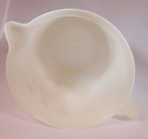 Buy Vintage Tupperware Sheer White 2 Cup Liquid Measuring Cup with Red Markings saleoff