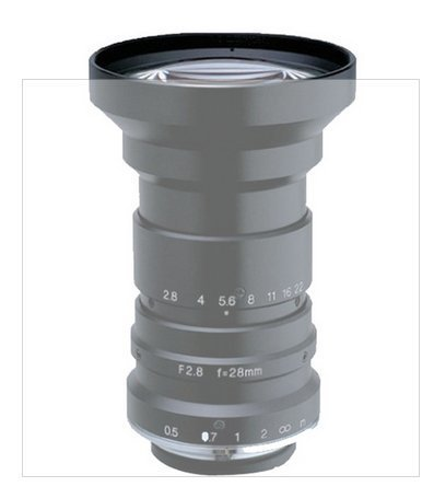 LM28CLS kowa Lens Microscope Objective Lens