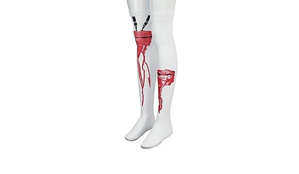 UFACE 1 par mujeres Halloween Wind Muslo alta - Calcetines sobre la rodilla: Amazon.es: Ropa y accesorios