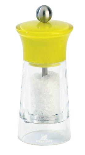 Peugeot PM22303 Malaga 5.5 Inch Salt Mill, Lemon
