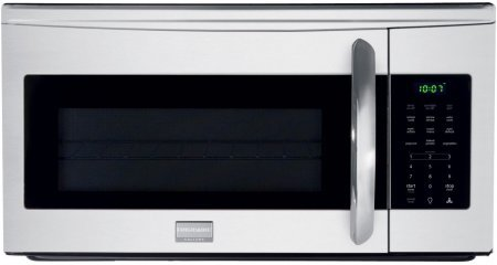 Frigidaire FGMV175QF 1.7 cu. ft. Over-the-Range Microwave Oven by Frigidaire