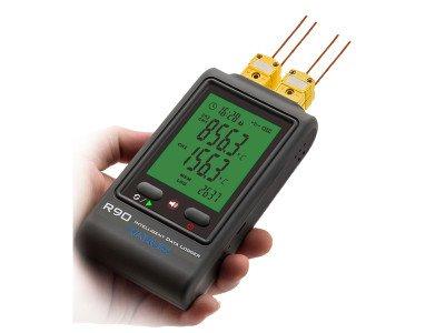 MeterTo - Termopar de datos USB multicanal R90-FC-U (4 canales)