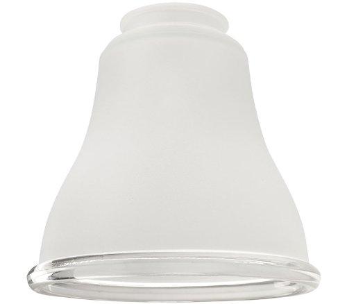 Ellington Glass Ceiling Fan (Craftmade 244-G Fan Glass, 2-1/4