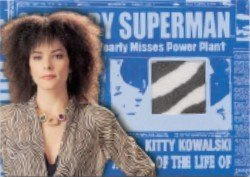 Zebra Kitty (Superman Returns Movie Kitty Kowalskis Zebra Dress Costume Card)