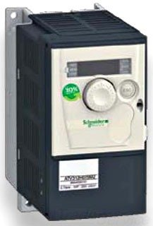 SCHNEIDER ELECTRIC AC Drive 3 HP 240-Volt 1 Phase ATV312HU22M2 3 240V 1 by Schneider Electric