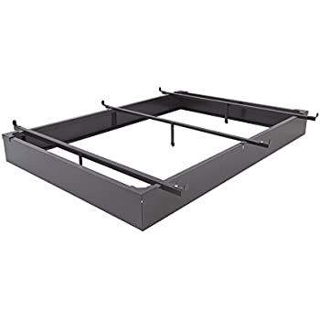 Amazon Com Fashion Bed Group Pedestal Bed Base 850 With 6