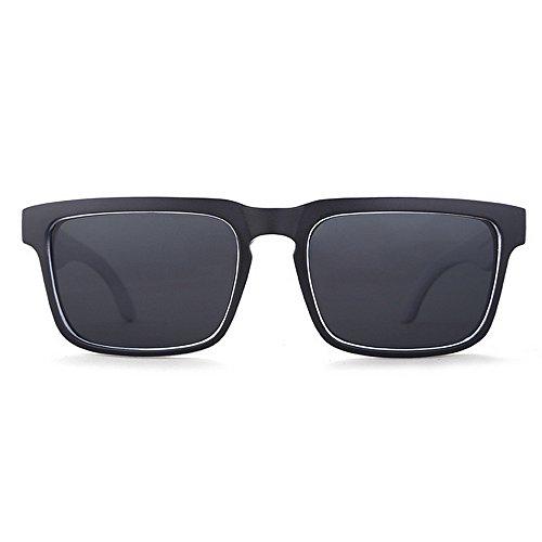 Sol Gris De Aire Libre Europa Gafas Hombres Negro Polarizadas Tendencia Gafas Los Gafas de Sol Caja Sol Al Y Y De Deportes Blanco KTYX Estados Unidos xw4BqaC0