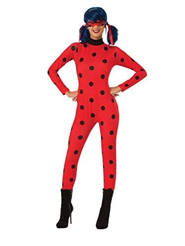 (Rubie's Costume Co Women's Miraculous Ladybug Costume, As Shown,)