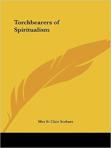 Torchbearers of Spiritualism (1926)