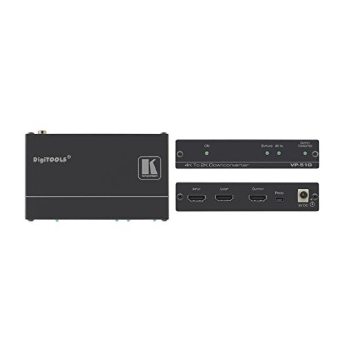 Kramer VP-510 | 4K/2K to 2K/1080p HDMI Signal Downscaling Converter by Kramer