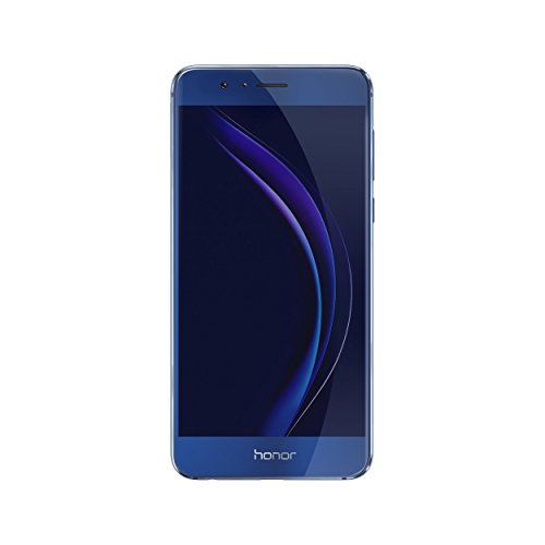 Huawei - Honor 8 4g Lte With 32gb Memory Cell Phone  - Sapph
