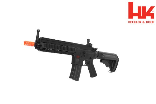 Heckler & Koch 2279042 H and K 416 AEG Black Electric Power Adv Air Soft