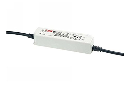 Class 2 Switching LED Driver Power Supply IP67 Encapsulated 12VDC 2100mA 25W