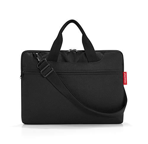 Reisenthel netbookbag Laptop Rollkoffer, 40 cm, 5 Liter, Black
