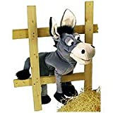 Large Donkey Hand/Body Puppet by Living Puppets