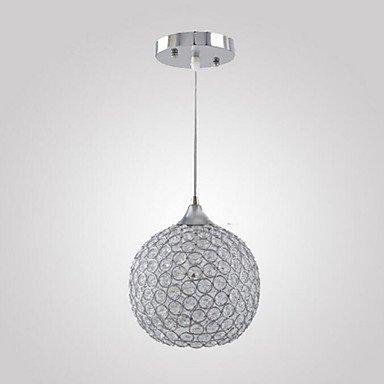 BAJIAN-LI Modern luxury Round Crystal Chandelier 1 Light 220-240v by BAJIAN-LI (Image #3)