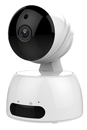 Fusion5 Advanced IP Camera - HD, Two-way Audio Speaker Support, Motion Detector, Video Recording, remote security webcam, dog cam, baby monitor camera by Fusion5 (Image #2)