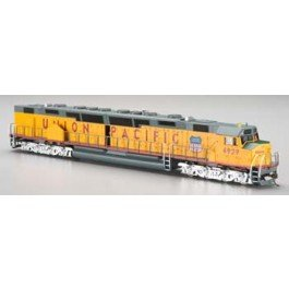 Bachmann Industries Union Pacific 6900 EMD DD40AX Centennial Car Union Pacific Diesel Engine