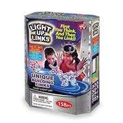 Light Up Links -158 Piece Set Building Links (Links Up Cuff Light)