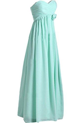 Sunvary linea sera paillette Homecoming da Gowns cristalli Tulle una Sweetheart vestiti Sage rErZ8qRx