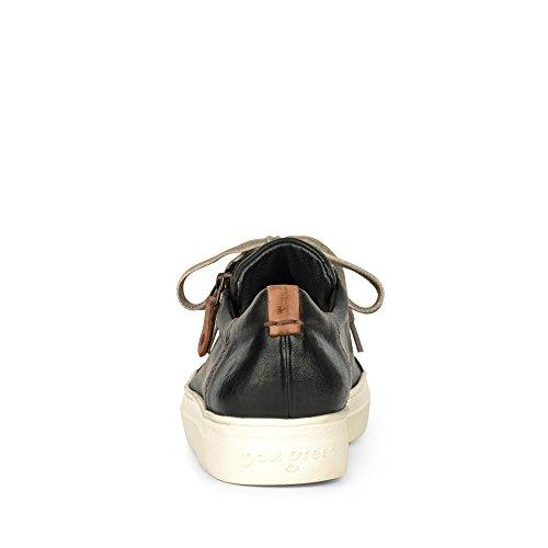 Paul Green Damen 4512081 Sneaker Schwarz