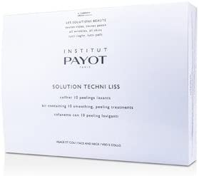 Payot ソリューション テクニ リス スムージング&ピーリング フェイス&ネック トリートメント 10treatments [並行輸入品]