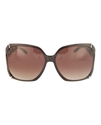 Gucci Womens Oversized Sunglasses ()
