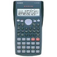 Casio Fx350 Fx-350ms Display Scientific Calculations Calculator with 240 Functions Limited Edition