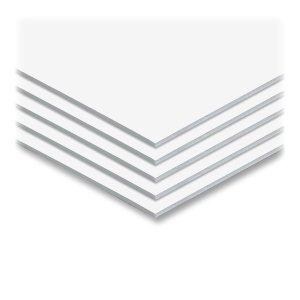 Sturdy Foam Board, 3/16amp;quot;Thick, 20amp;quot;x30amp;quot, 25/CT, White