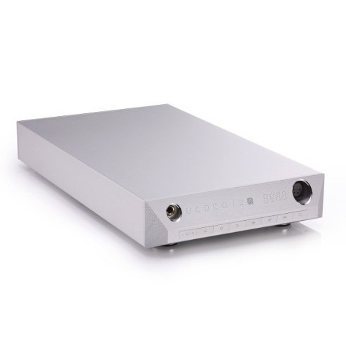 NuPrime DAC 10H DAC and Headphone Amp - Silver by NuPrime