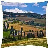 Sitting on a Flower - Throw Pillow Cover Case (18