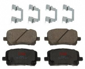 TRW TPC0923 Premium Ceramic Front Disc Brake Pad (2006 Pontiac Vibe Reviews)