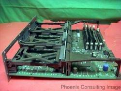 HP 4600 5500 C9743-60004 Duplex Main Formatter Board by HP (Image #3)