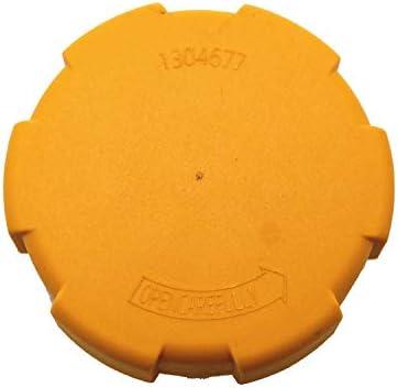 TAKPART Kühler-Ausgleichswassertankdeckel Verschlussdeckel Kraftstoffbehälter Kühlmittelbehälter 1304677 9202799 09202799