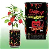 buy Challenge Super Hot Carolina Reaper Plant Kit now, new 2019-2018 bestseller, review and Photo, best price $8.65