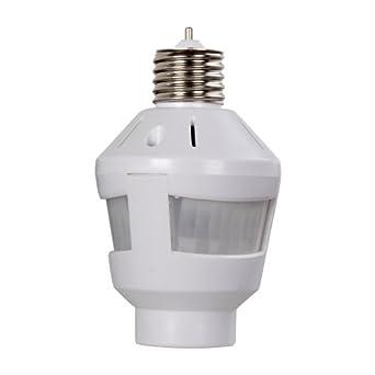 Utilitech 360-Degree Indoor Motion-Activated Light Contro - Light ...