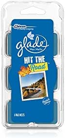 Glade Wax Melts Hit the Road 6 Count , 2 Pack