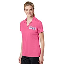 Custom Embroidered Polo Shirts for Women & Men – Add Your Logo – Personalized Embroidery Polo Tees