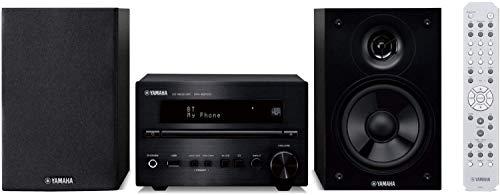 Yamaha MCR-B370D, Zwart
