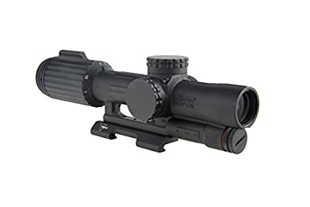 3. Trijicon VCOG 1-6x24 Riflescope Ballistic Reticle