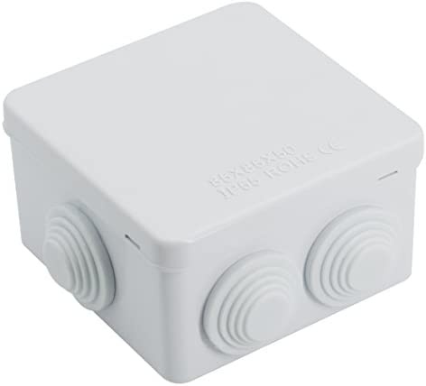 Details about  /Junction Box IP55 Empty