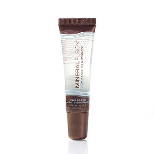 Mineral Fusion Lip Gloss, Polished, .37 Ounce